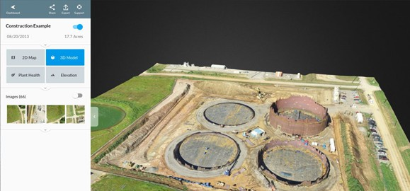 3d modelling drone services