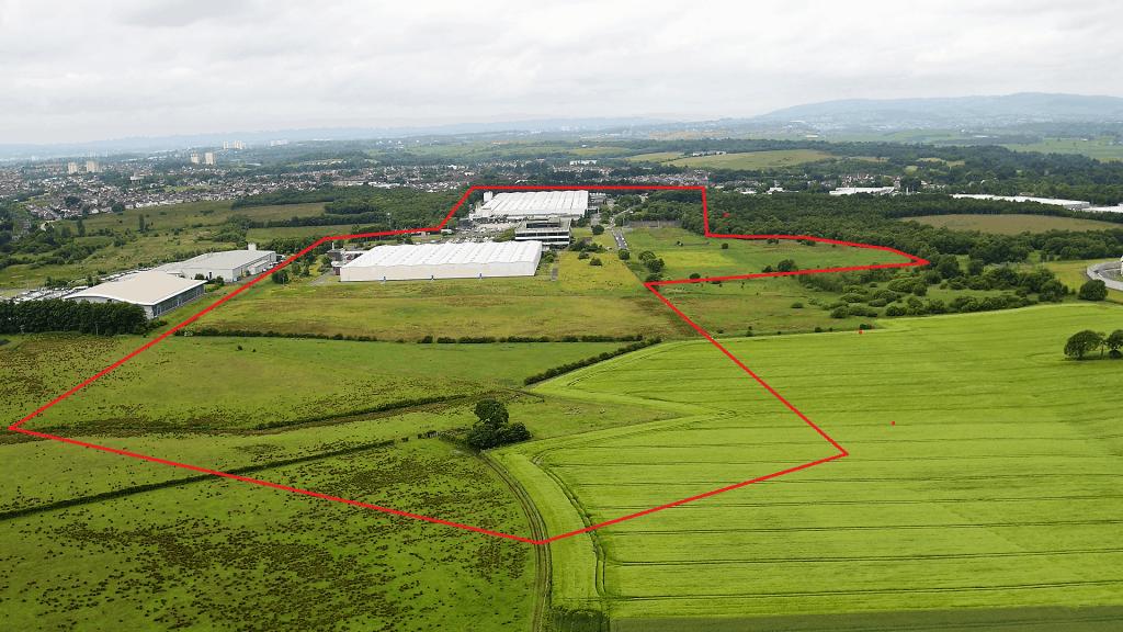 Aerial Survey for Land Development