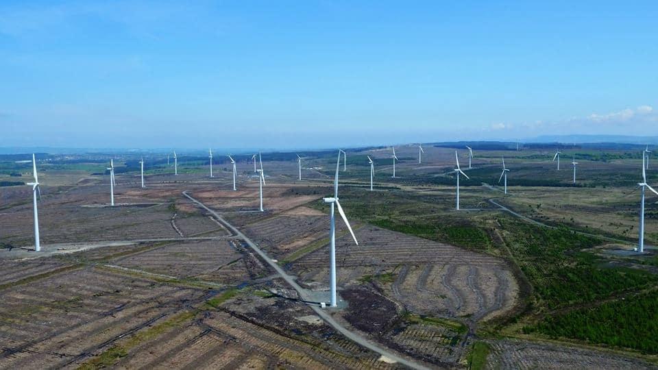 Wind Turbine Blade Inspections