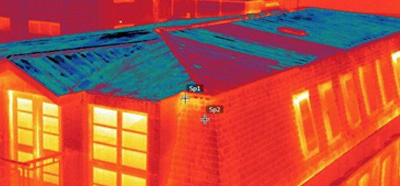 thermal imaing UAV services
