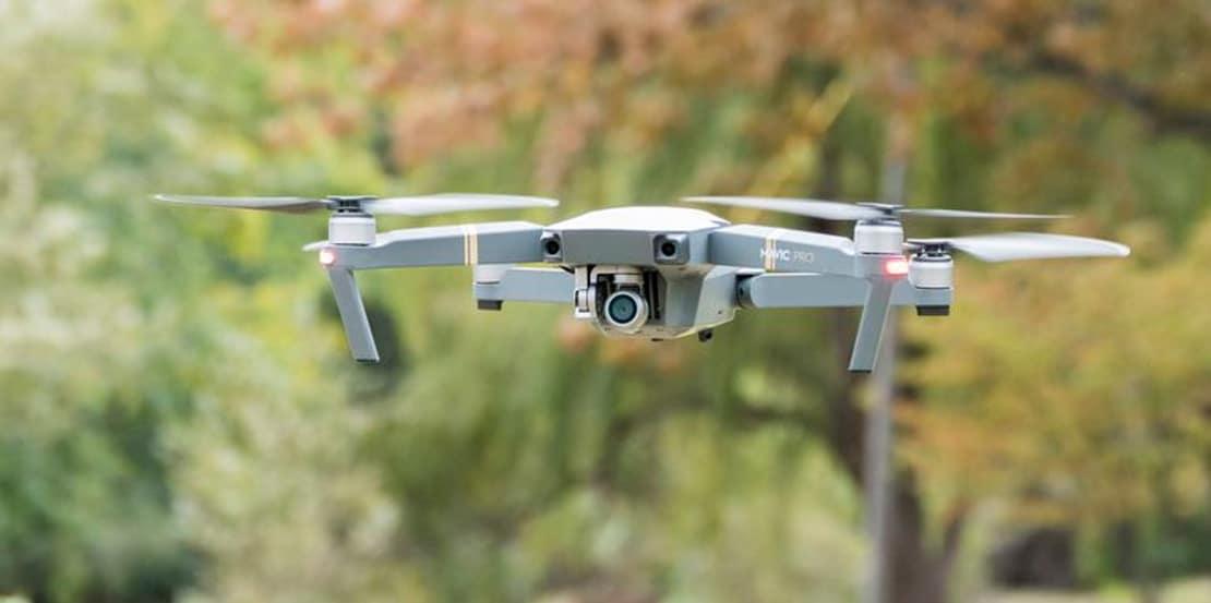 portable aerial drone
