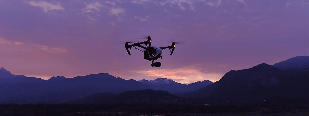drone utility inspection sector