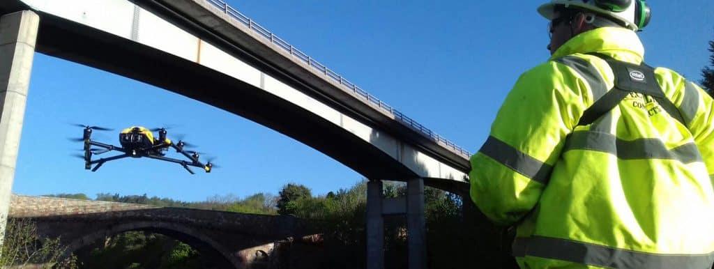 bridge drone inspection