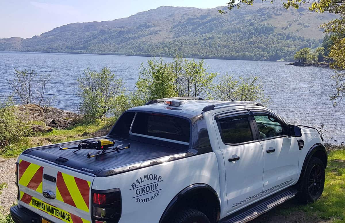 topographical drone survey services